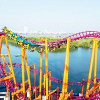 Asia Park – công viên giải trí hàng đầu của Đà Nẵng