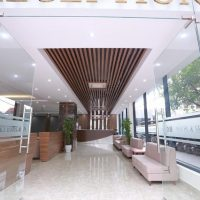 Những khách sạn giá rẻ gần trung tâm thành phố Vinh