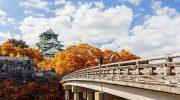 Khám phá biểu tượng của thành phố Osaka – lâu đài Osaka