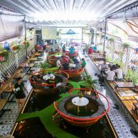 """Top 3 quán cà phê cá Koi """"nổi như cồn"""" ở Sài Gòn"""