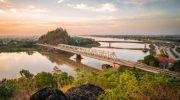Thăm khu di tích lịch sử núi Hàm Rồng – Thanh Hóa