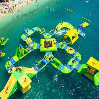 Khám phá khu vui chơi trên biển cực hoành tráng tại Nha Trang