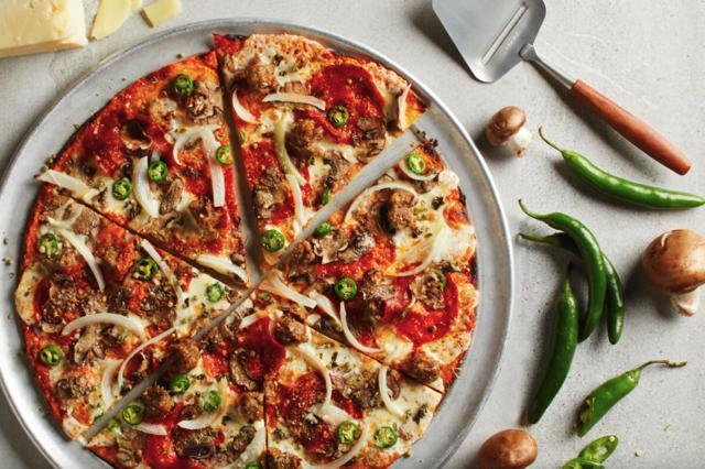 Pizza kiểu California mà bạn có thể thưởng thức ở Mỹ